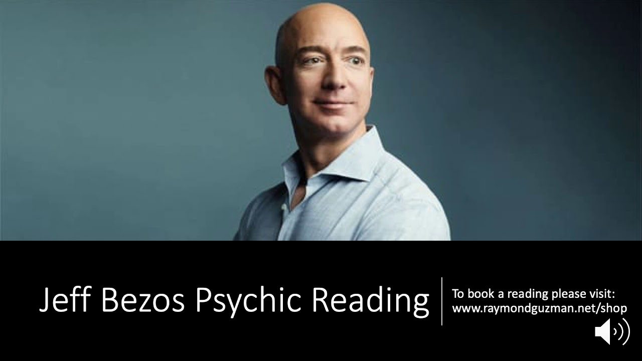 Jeff Bezos Psychic Reading