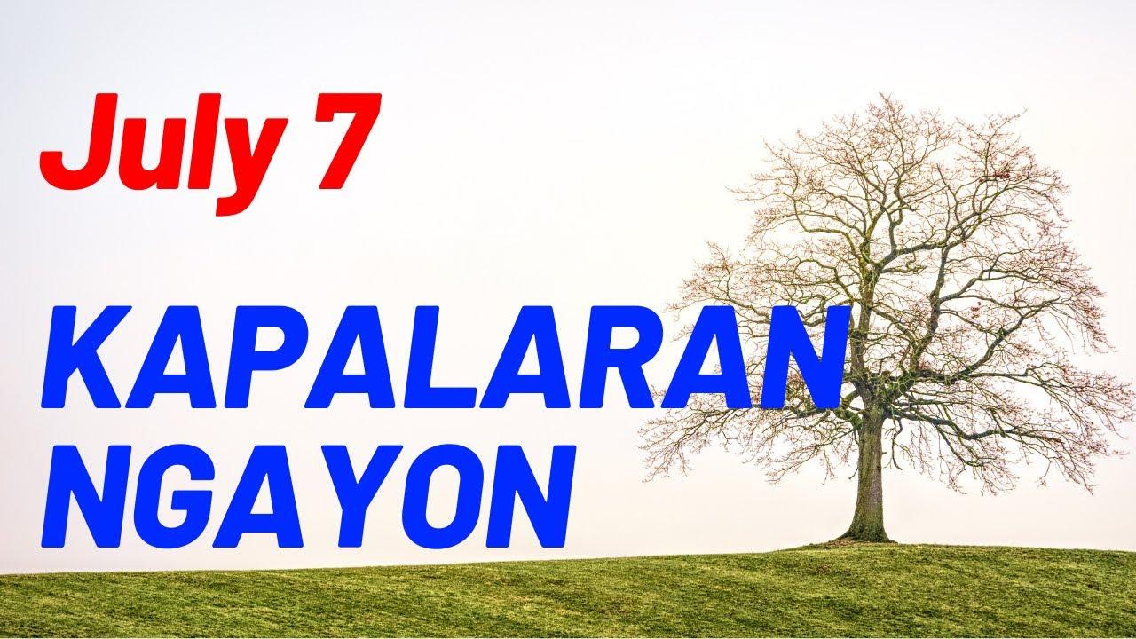 DAILY TAROTSCOPE – July 7, 2020 – KAPALARAN NGAYON TAGALOG TAROT HOROSCOPE FOR TODAY